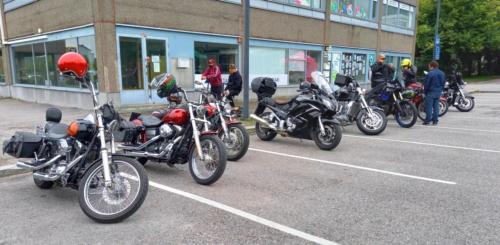 MC Porkkala_Moottoripyörät